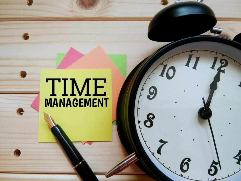 11 Top Tips for Time Management